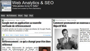 Nouvelle version Google Analytics (V5)
