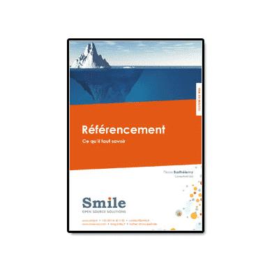 Sortie du livre blanc SEO chez Smile !