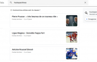 Google News - Intégration & impacts